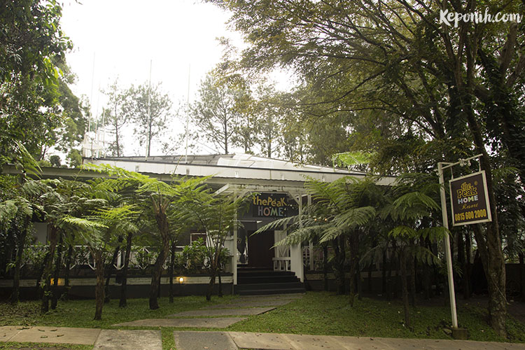 the peak home, the peak review, travel blogger bandung, bandung hotels