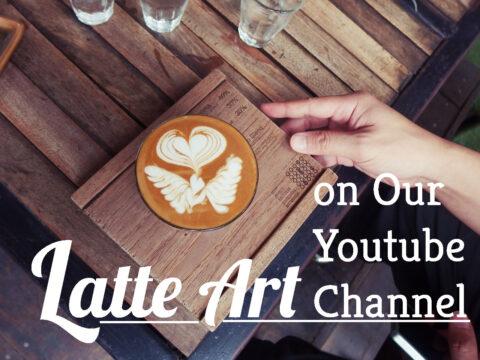 latte art bandung