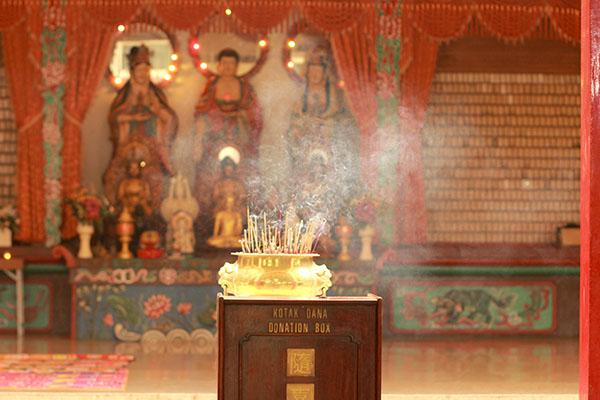 Vihara Satya Budhi