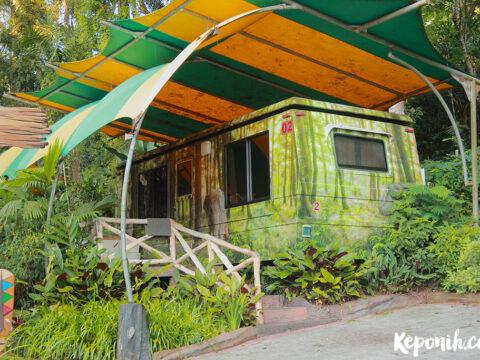 review menginap di safari lodge, travel blogger, blogger review, traveloka review