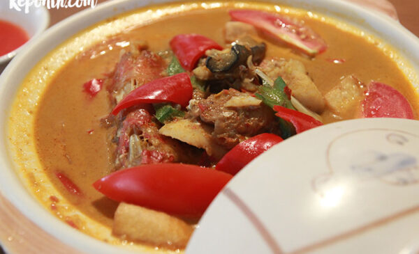 keponih.com, food blogger, pasta carbonara, paskal 23, food review, Mama Malaka review
