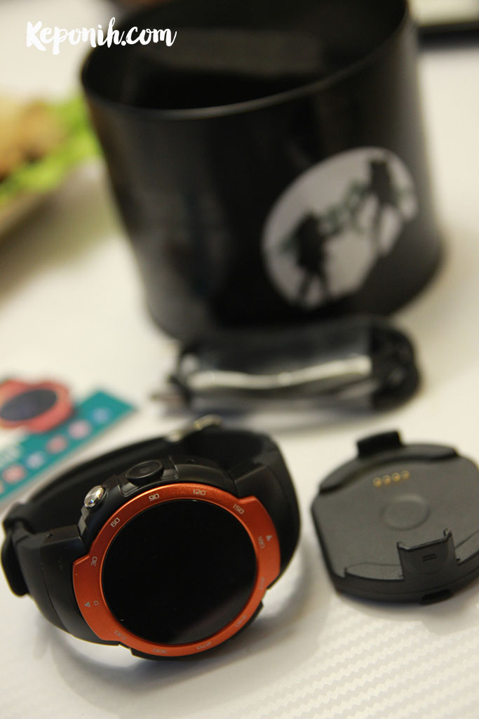 smartwatch review, blogger review, blog tekno, smartwatch android