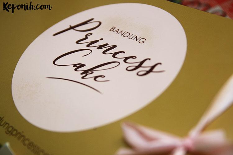 bandung princess cake, review princess cake, cake syahrini, bandung cake