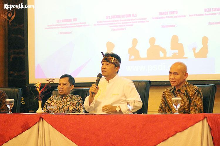 bumdes, pusat studi desa indonesia