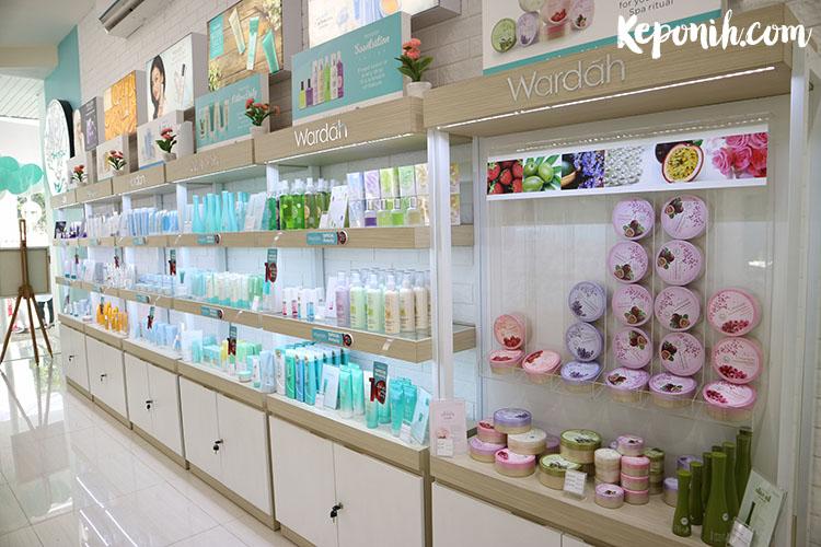 wardah beauty house, wardah cosmetics, wardah, beauty blogger