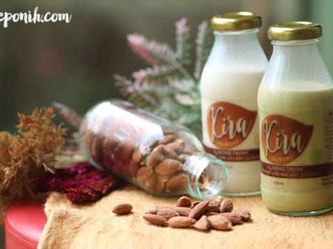 manfaat susu almond