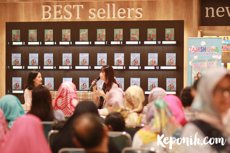 blogger event, liputan event, great mom strong son