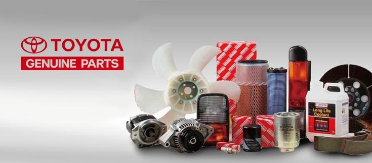 spare part toyota