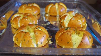 jual roti garlic cheese di Cirebon