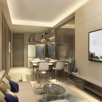 apartement sudirman suites makasar