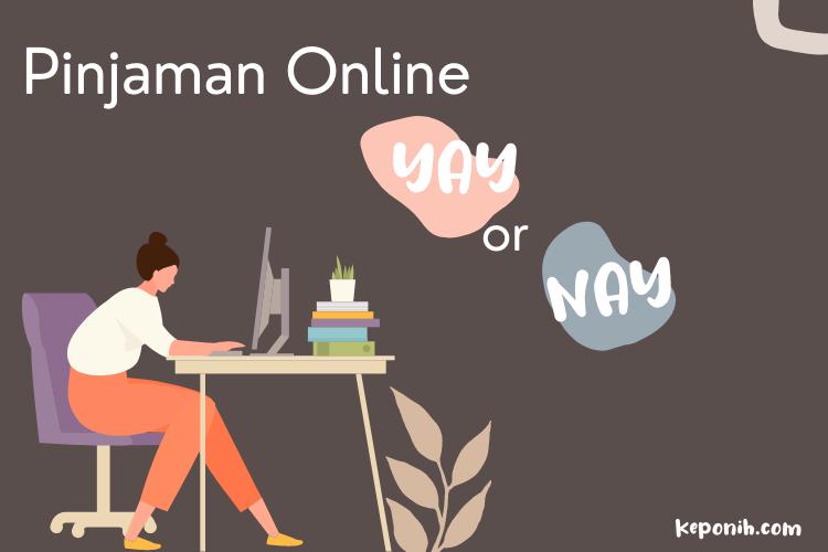 fenomena pinjaman online yang kian digemari masyarakat tapi memiliki dampak buruk jika tidak bijak digunakannya